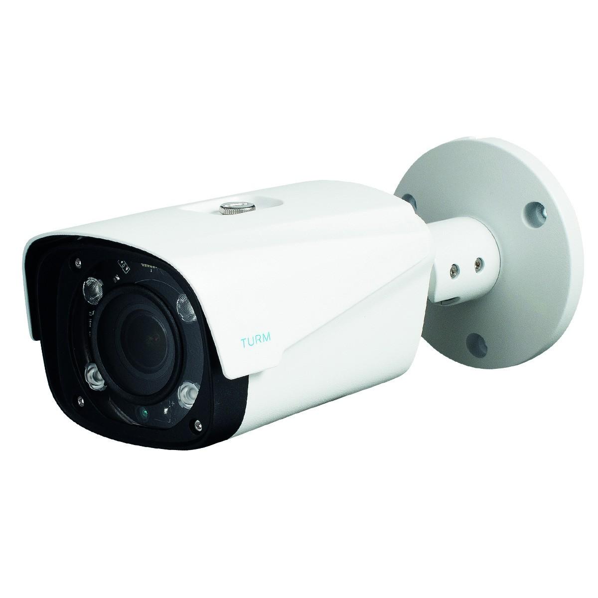 ip netzwerk kamera 4 megapixel 60m ip43 - Secura Baucam