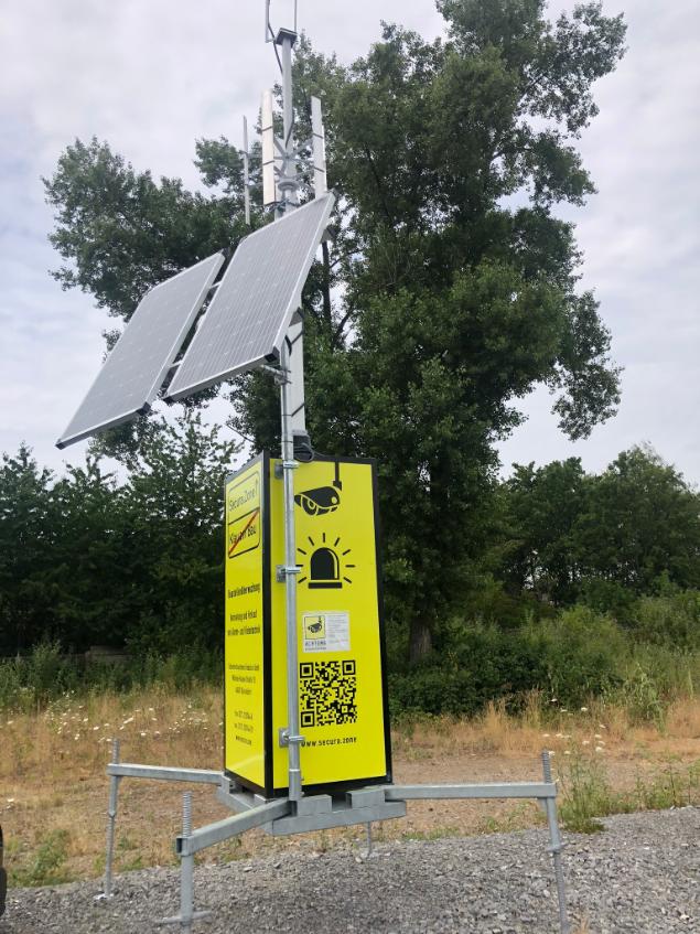 Secura5 wind Solar 1 - Secura Zone