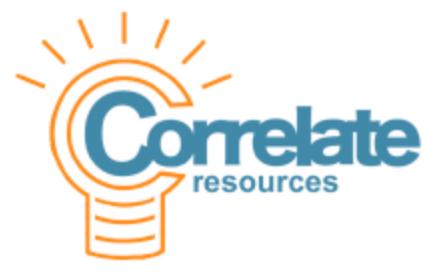 Correlate Resources