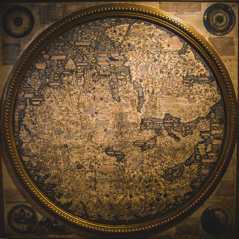 Fra' Mauro's Map