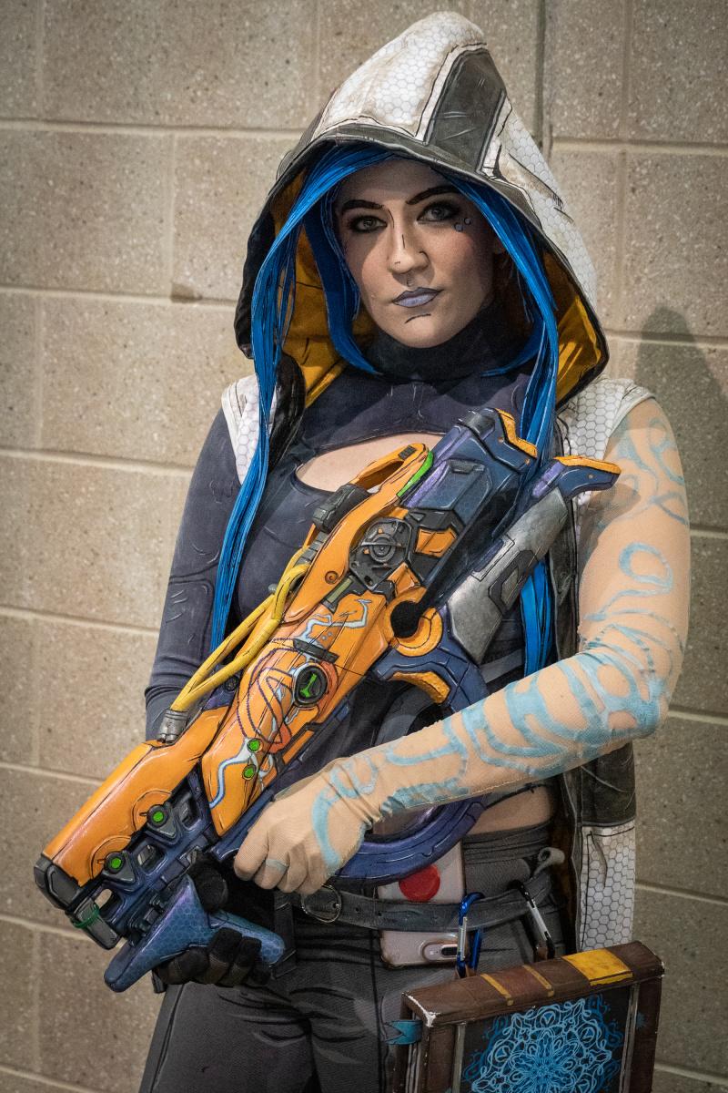 More amazing Borderlands cosplay