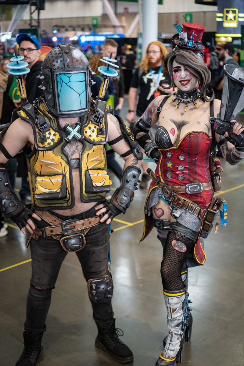 Amazing Borderlands cosplay