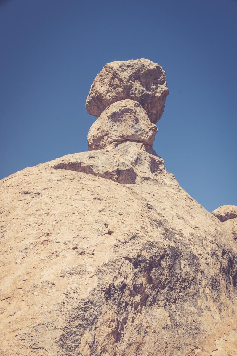 Balance at City of Rocks