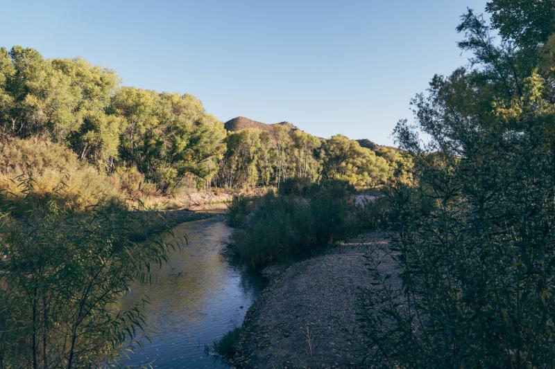 Gila River Upstream
