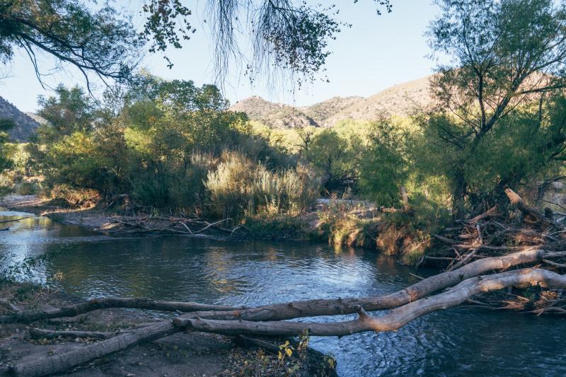 Gila River Downstream
