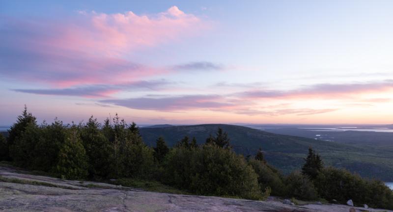 More sunset views