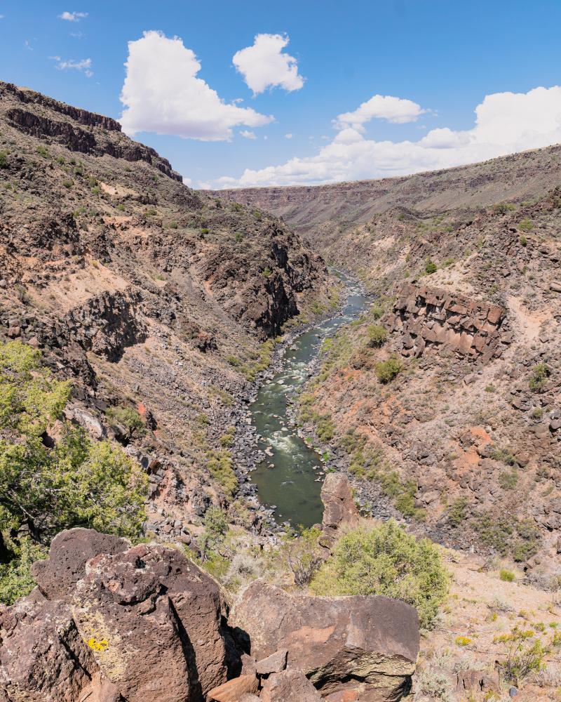 La Vista Verde Trail Overlook