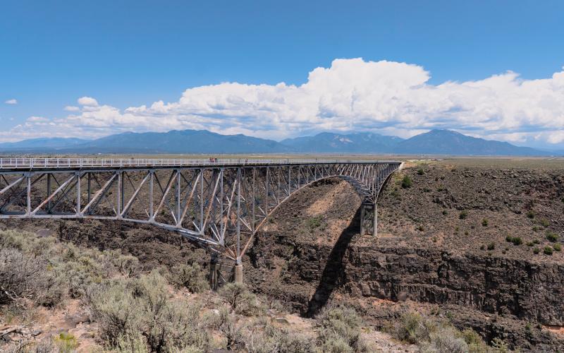 Rio Grande Valley Gorge Bridge