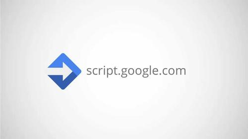 Contoh script aplikasi google