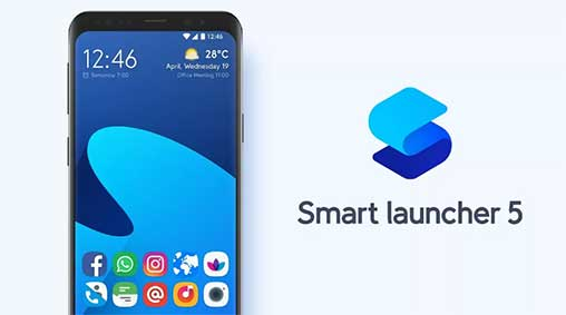 DOWNLOAD Smart Launcher 5 pro 5.1 build 108 Apk + Plugin + Tema         android