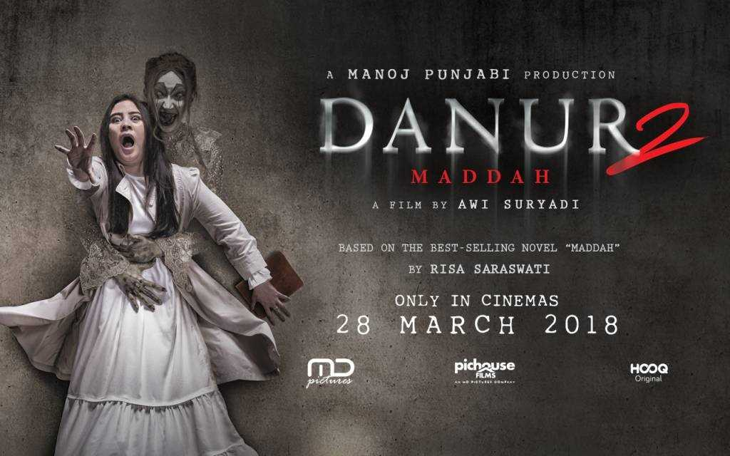 Film Danur 2: Maddah (2018) Subtitle Indonesia Movie