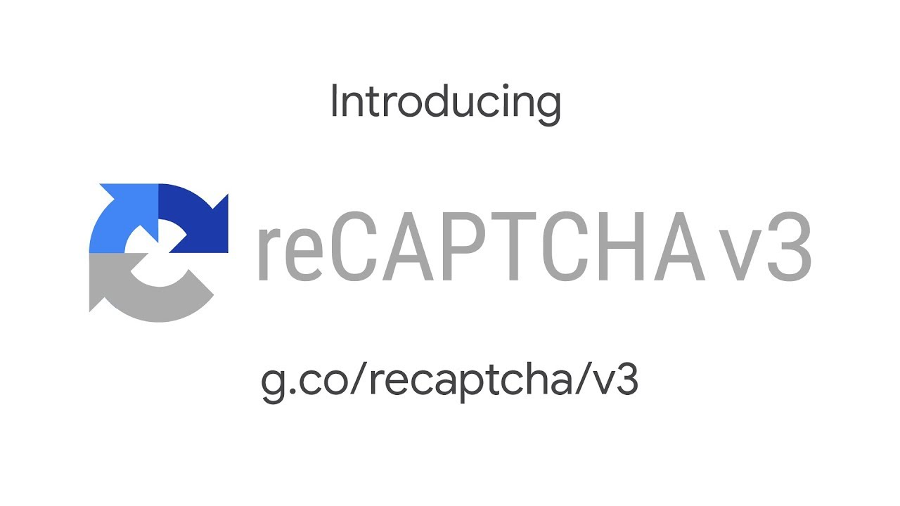 [JS] Google Recaptcha V3 Complete Code