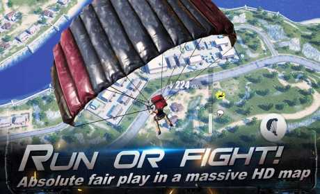 DOWNLOAD RULES OF SURVIVAL Full 1.204011.213685 Apk + Data android