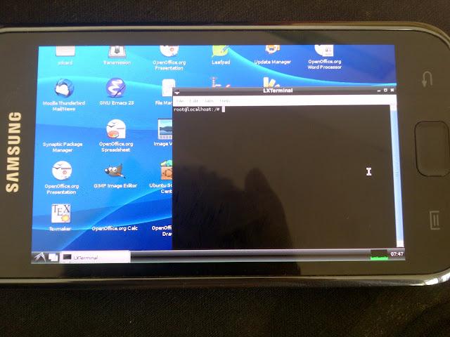 Terminal aka the Ubuntu Console