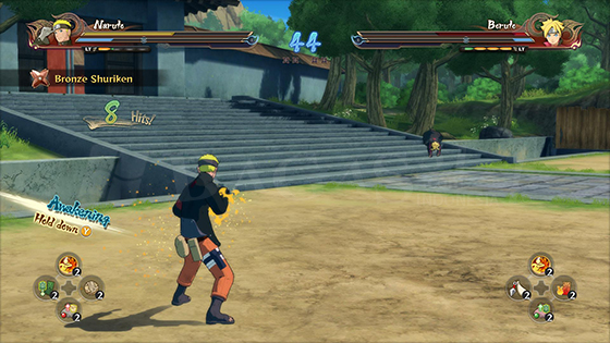 download game naruto shippuden ninja storm 4 for android