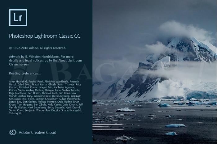Adobe Photoshop Lightroom Classic CC 2019 Full Version