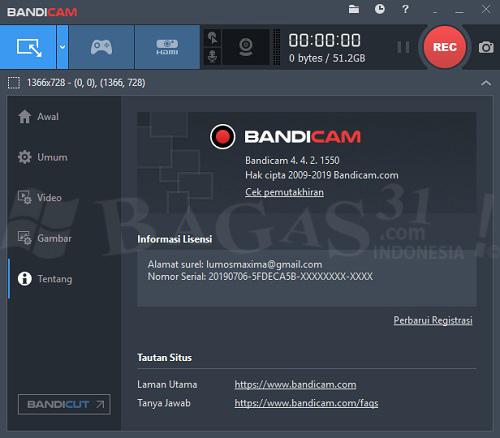 Bandicam 4.4.2 Full Version