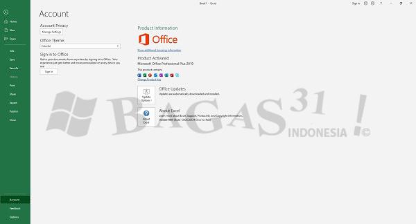 Microsoft Office 2019 Pro Plus 1909 Build 12026.20334