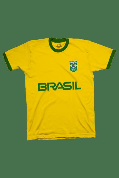 f36964df3401f Camisa Time Brasil