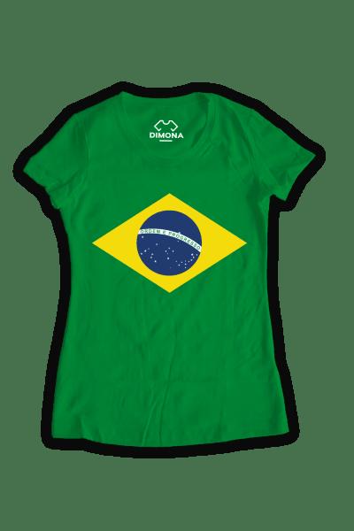bd32a7908c Camiseta Fem. Bandeira a partir de. R  24