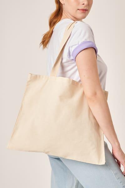 c7b6898b6 Ecobag a partir de. R$ 5,05. Bolsa em tecido cru 100% algodão