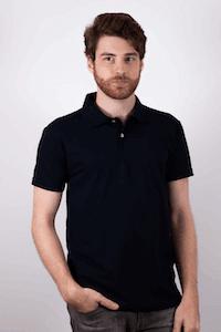 Camisas Polo Personalizadas - Masculinas  bbda895d4affe