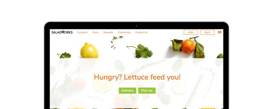 New Saladworks.com Website Offers Integrated Digital Experience