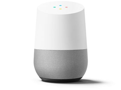 Google Assistant Voice Speech Recognition for Restaurants