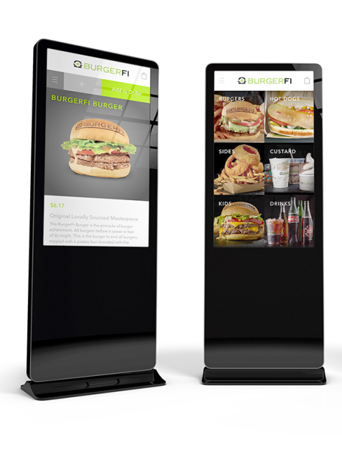 Self-Service Kiosks for Restaurants