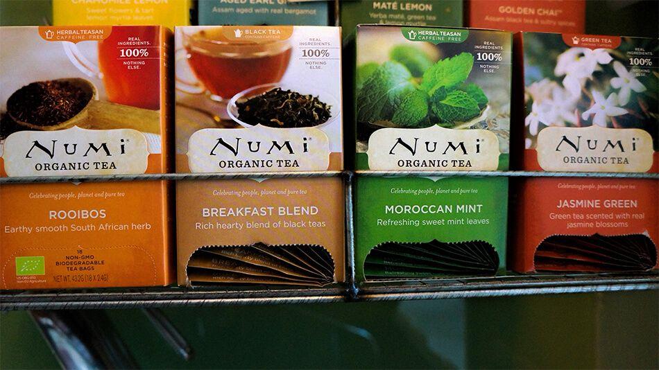 Numi Tea