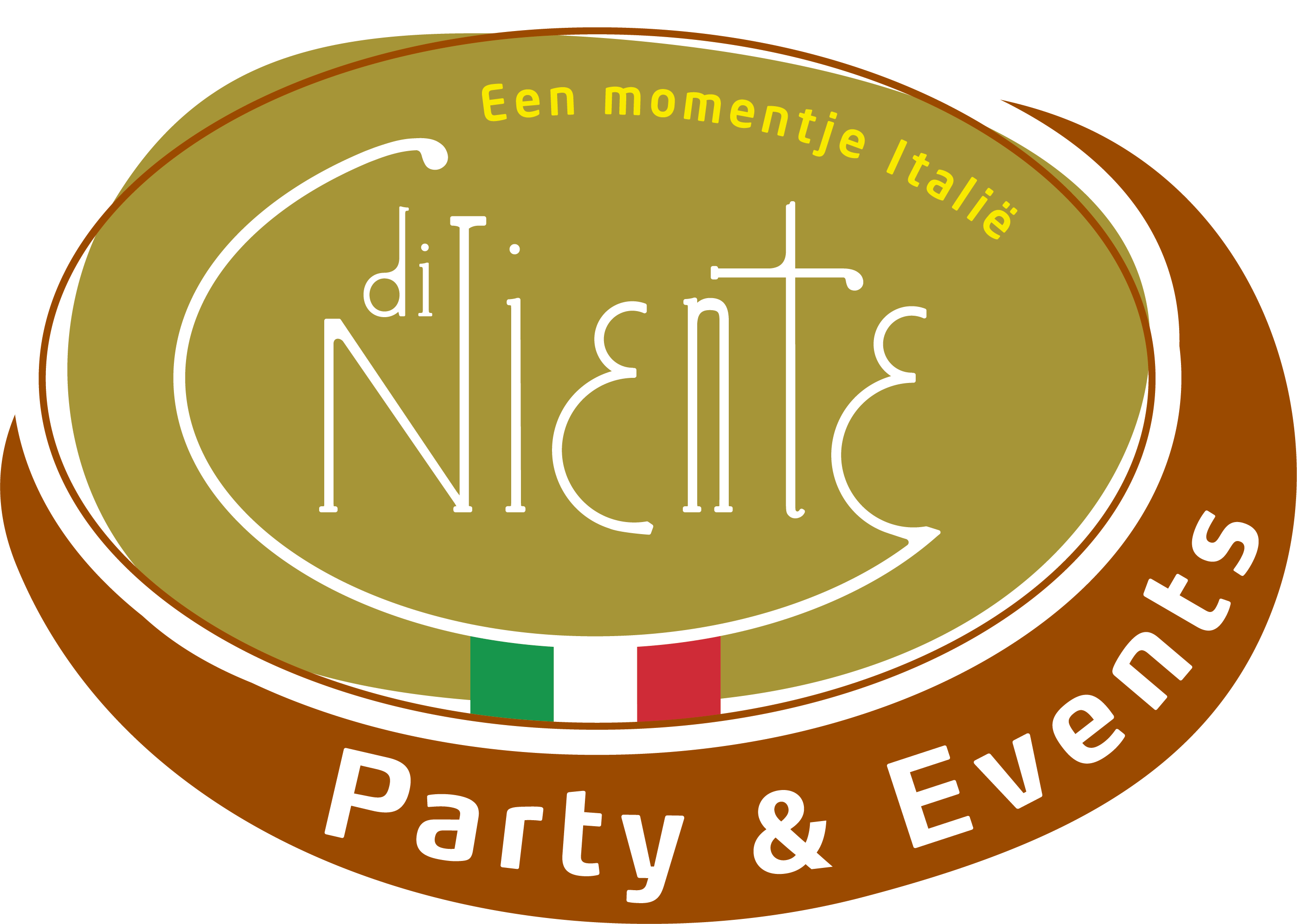 Diniente Party Events logo