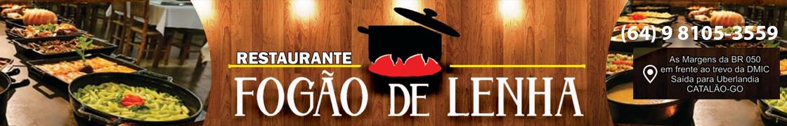 FOGAO DE LENHA RESTAURANTE