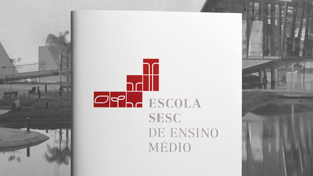 SESC School ID Branding, Graphic Design
