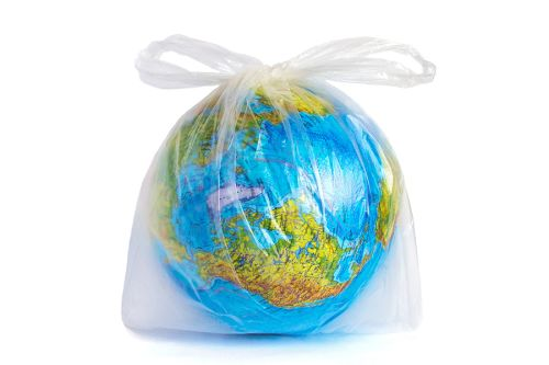 Bigstock Model Planet Earth Globe In 240205927