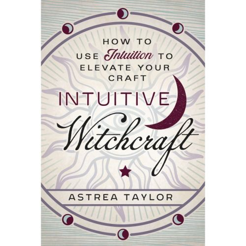 Thumbnail Intuitive Witchcraft Book Cover 900X900