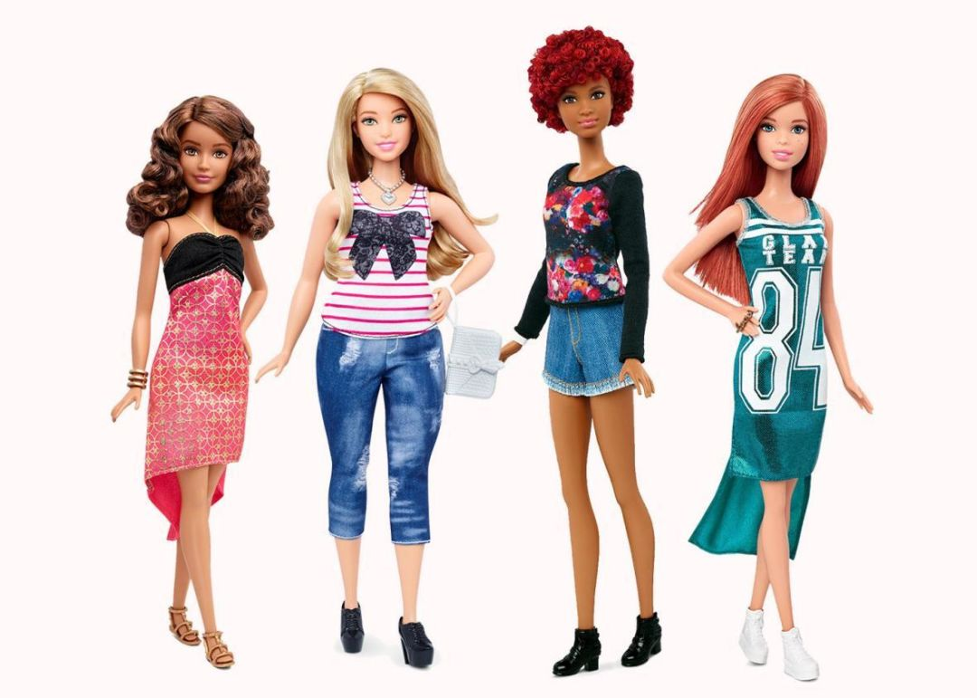 Mattel introduces plus-sized doll