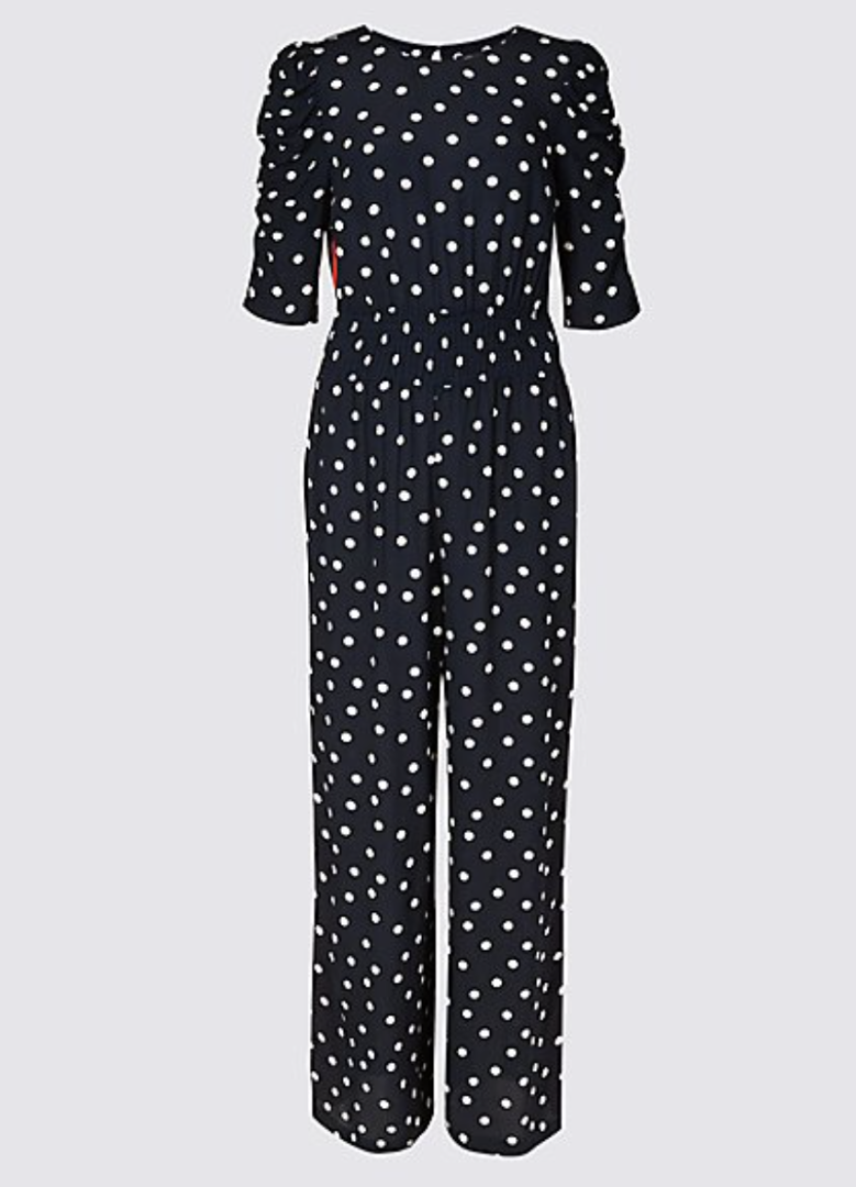 3f7e9d73829 Polka Dot Just Got Hot  The Jumpsuit Taking Instagram By Storm