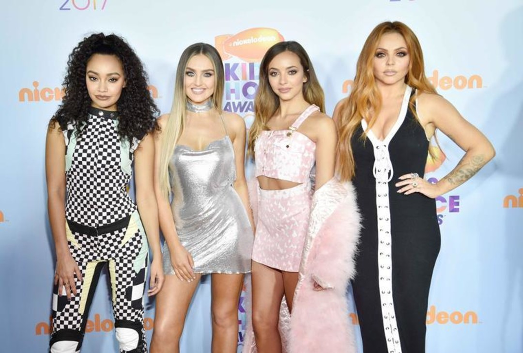 Little Mix in 2017