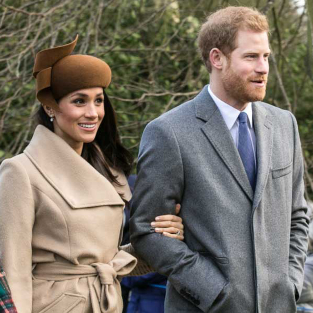 Meghan Markle Christmas Day 2017