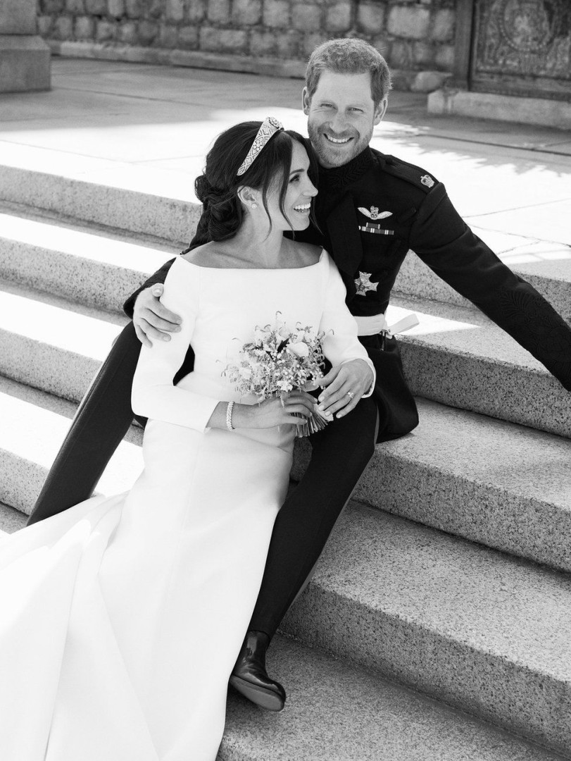 Official Royal Wedding Photo