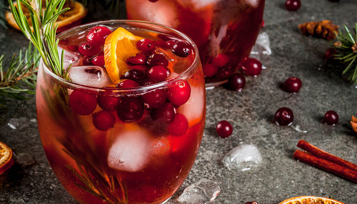 Bigstock Cold Cranberry Cocktail 211284727