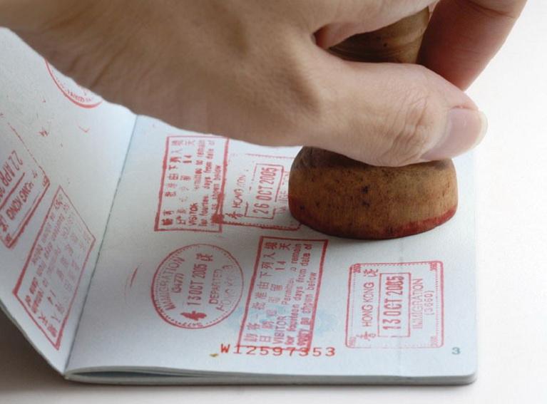 Получение визы в Китай