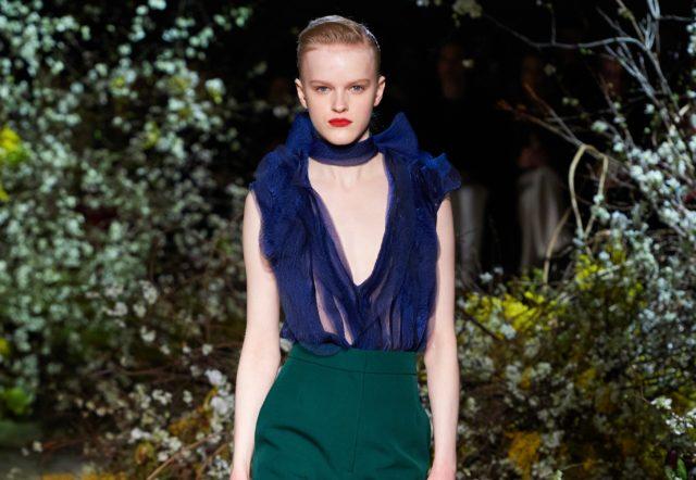 Показ Jason Wu Collection на Неделе моды в Нью-Йорке