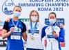 Вологжанка завоевала «золото» первенства Европы по плаванию