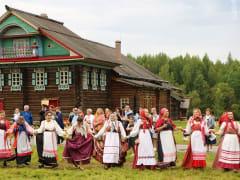 Всероссийский фестиваль «Деревня - душа России» пройдет на Вологодчине в августе