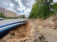 ВСеверном районе дождевая вода сулиц будет уходить быстрее