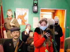 В Череповце сделает остановку легендарный «Поезд Победы»