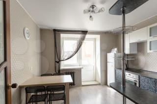 1-к квартира, 43 м², 3/12 эт.