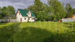 Дом 100 м² на участке 18 сот.