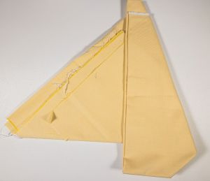 yellow-oxford-folded